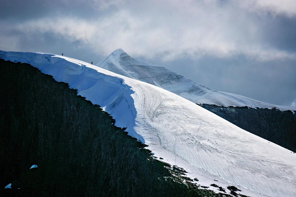 Sverige høyeste fjell
