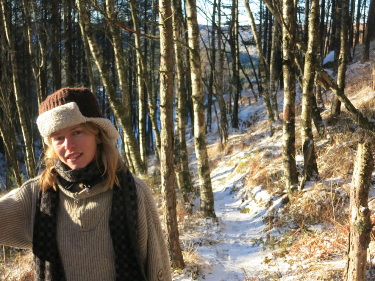 Kristine hognerud træland